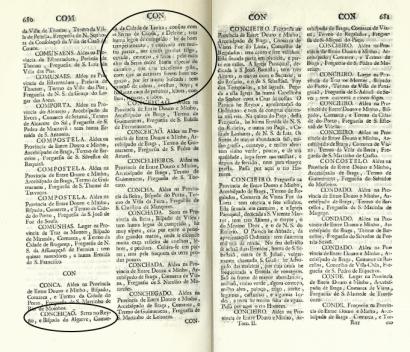 Dicionário Geográfico - 1747 (volume 2) págs. 680-1